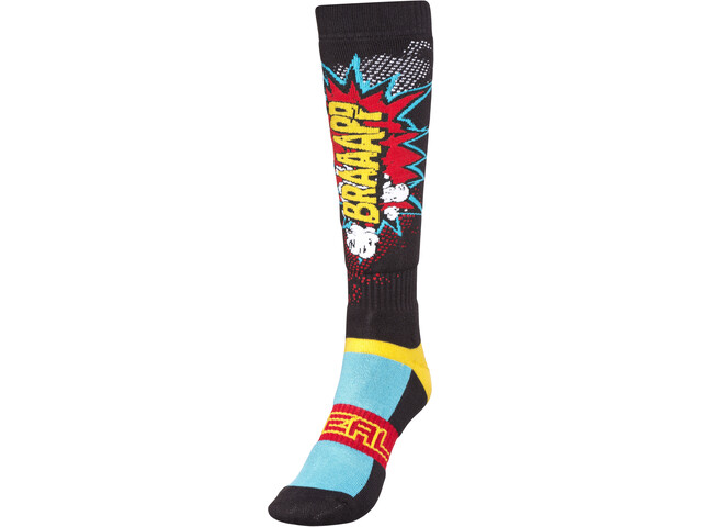 O'Neal Pro MX Socks braaapp-black/multi